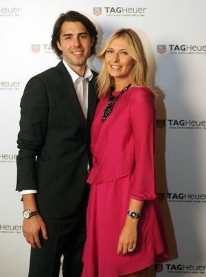 Теннисистка Мария Шарапова выйдет замуж 10 ноября
