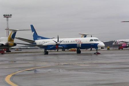 В аэропорту Воронежа ищут бомбу. Отправление двух рейсов на Москву задержано. Пассажиры эвакуированы