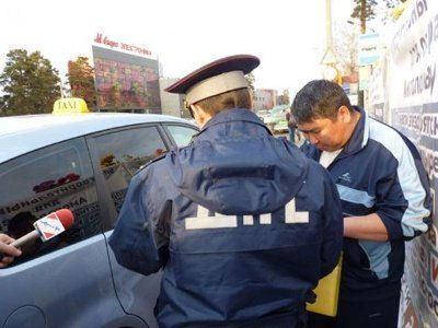 Таксисты-нелегалы