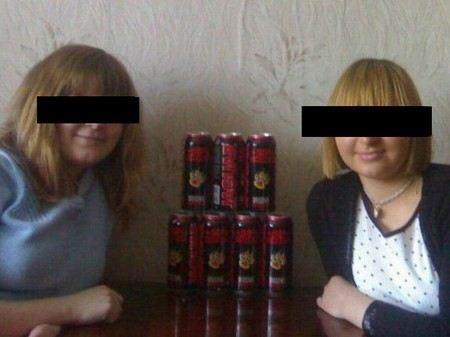 В Брянске школьница после нескольких банок алкогольных энергетиков оказалась в реанимации в состоянии алкогольной комы