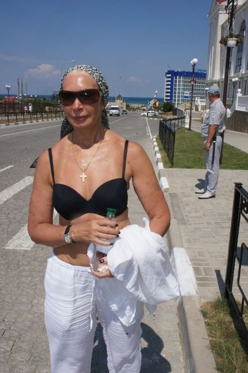 Татьяна Васильева оголилась перед президентом Украины