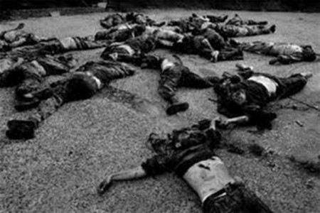 В Пакистане боевики проверили документы у десятков пассажиров автобуса и расстреляли их. Погибли на менее 25 человек, еще 10 получили ранения