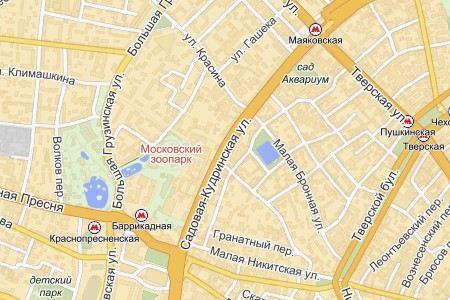 В Результате столкновения трех автомобилей на Садовом Кольце пострадали два человека. Перерыто движение на трех из пяти полос.
