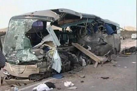 Во Франции в результате автомобильной катастрофы с участием туристического автобуса ранены 22 человека
