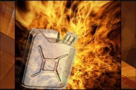 В Липецкой области полицейский спас от сожжения женщину и четверых детей, но получил серьезные ожоги сам