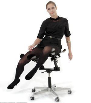 Идеальный офисный стул