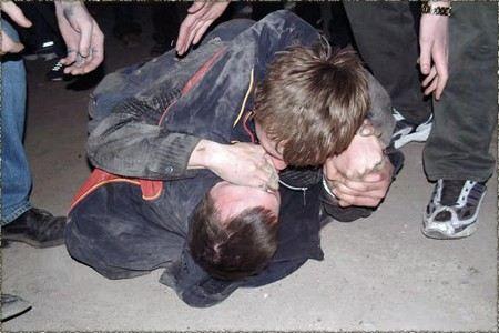 После массовой драки в Санкт-Петербурге задержаны 6 человек, 3 человека госпитализированы