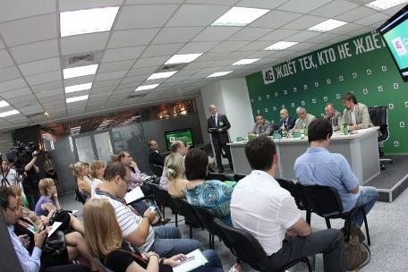 Пресс-конференция, посвященная вводу в эксплуатацию сети 4G, прошла во Владивостоке
