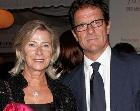 Фабио Капеллло рассказал, что ему мешает работать жена, она не пускает его к телевизору