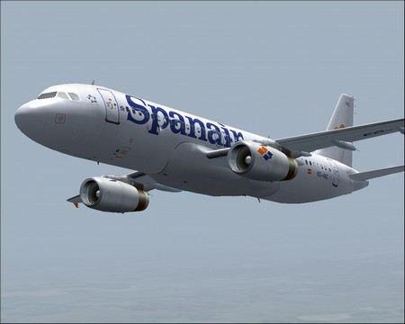 В небе над Нидерландами террористы захватили авиалайнер. Самолет уже посажен в аэропорту Амстердама