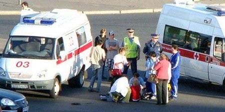 7 человек госпитализированы и 6 находятся на амбулаторном лечении в больнице Братска после столкновения автобуса ЛАЗ и легкового автомобиля «Нива».