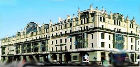 Сегодня в Москве на аукционе продадут гостиницу «Метрополь». Начальная цена отеля составляет 8,7 млрд рублей