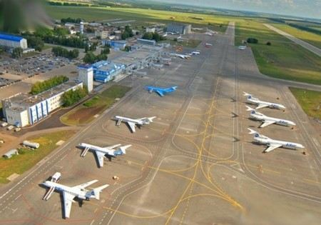 In Ufa, the board of directors dismissed the head of the international airport.