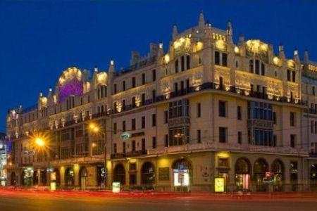 Знаменитый отель Москвы