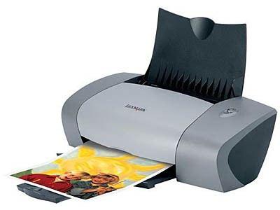 Lexmark прекратил выпускать струйные принтеры