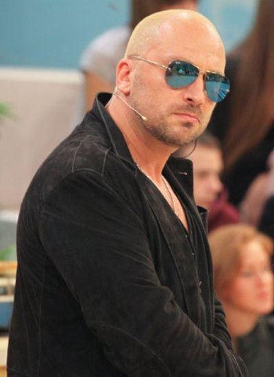 Блондин Нагиев