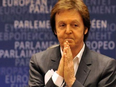 Пол Маккартни примкнул к коалиции Леннона и Оно
