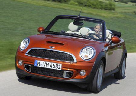 BMW Mini выглядит просто потрясающе