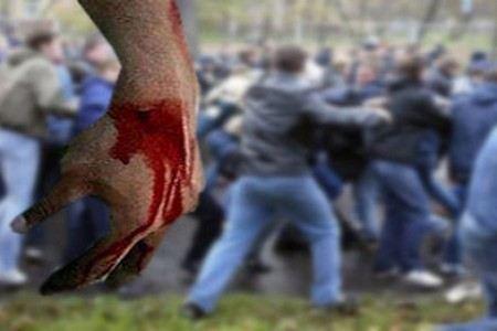 В результате массовой драки в Пятигорске с ранениями госпитализированы два человека.