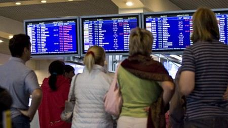 Из-за тумана Московские аэропорты перенаправили 12 рейсов на запасной аэропорт в Нижний Новгород