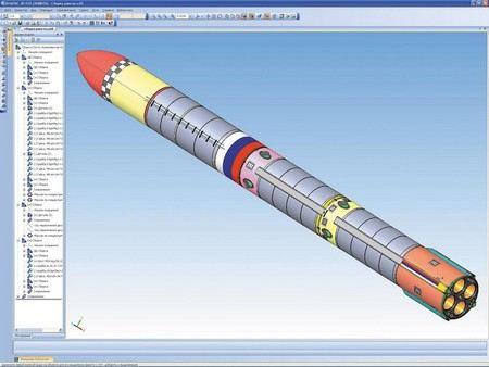 К 2018 году в России появится новая межконтинентальная баллистическая ракета