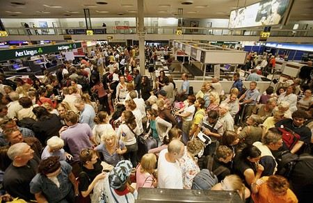 Коллапс начался во многих аэропортах страны во вторник, 4 сентября, из-за сбоя в работе сервера