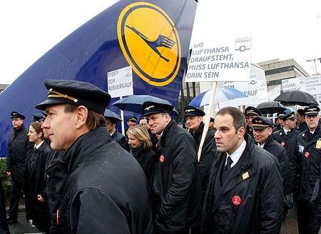 Бортпроводники Lufthansa заявили о новой акции протеста. Она пройдет 7 сентября во всех аэропортах Германии и продлится 24 часа