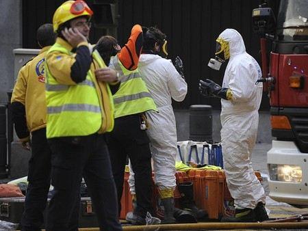 Сотрудников посольства США в Брюсселе эвакуировали из-за подозрительного предмета.