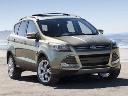 Ford отзывает 7600 тысяч новейших внедорожников Escape.