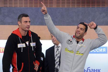 Поединок между Мануэлем Чаром и Виталием Кличко  будет обслуживать международный судья из Черногории