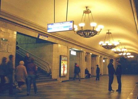 В Санкт-Петербурге оскандалился американский режиссер-документалист. Он устроил драку с поножовщиной на станции метро.