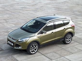 Новый Ford Kuga начнут выпускать в Татарстане в 2013 году
