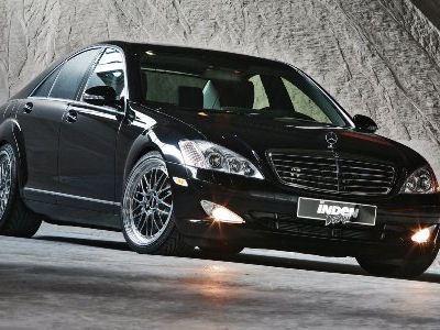 Обладатели Mercedes-Benz - на втором месте