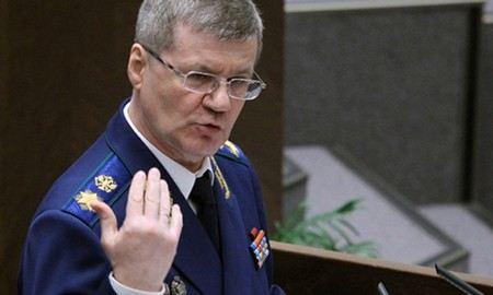 Генпрокурор России Юрий Чайка может быть отправлен в отставку после Дня рождения Владимира Путина