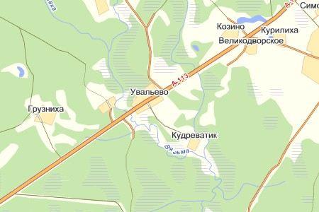 В Ивановской области перевернулся автобус маршрута Иваново-Москва.