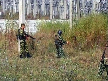 В Северной Осетии федеральные войска нанесли удар по боевикам при помощи беспилотников.