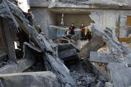 В Дагестане военные серьезно промахнулись во время учений. Два снаряда попали на территорию школы-интерната.