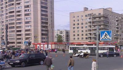 В районе Купчино «музыкальные лифты» установили уже в 32 домах