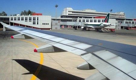 Авиасообщение в ливийском Бенгази до сих пор не работает.