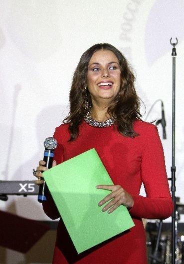 Оксана Федорова не переживает из-за лишних килограммов