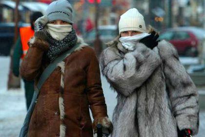 Синоптики пообещали холодную зиму