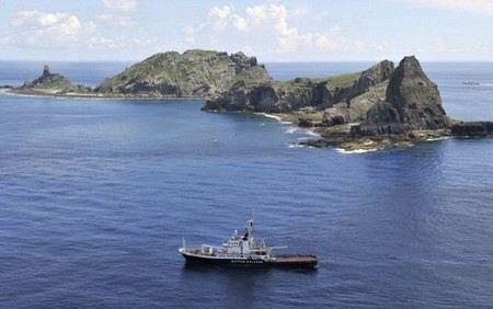 Японские власти подготовились к приему тысячи китайских рыболовецких судов.