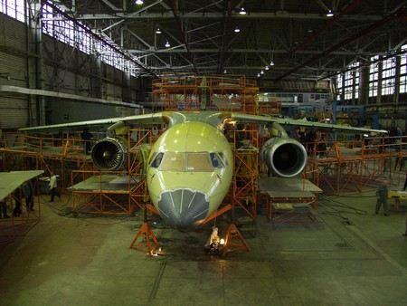 В России будет создан новый региональный самолет.