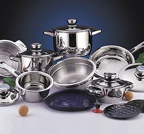 Посуда berghoff незаменима ну современной кухне