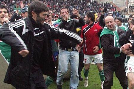 Футбол на Кавказе используется не по назначению