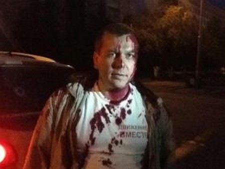 В Вологде депутата Евгения Доможирова. который избил на митинге двоих полицейских, приговорили к штрафу в 120 тыс. рублей