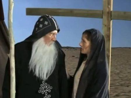 Кадр из фильма Невиновность мусульман