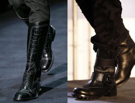 Модная мужская обувь осенне-зимнего сезона