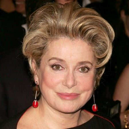 In Yekaterinburg, Catherine Deneuve refused to participate in a charity event.