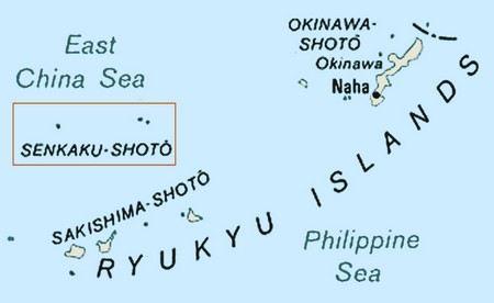 К берегам Сенкаку отправились 70 рыболовецких судов из Тайваня.